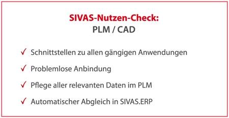 SIVAS PLM / CAD