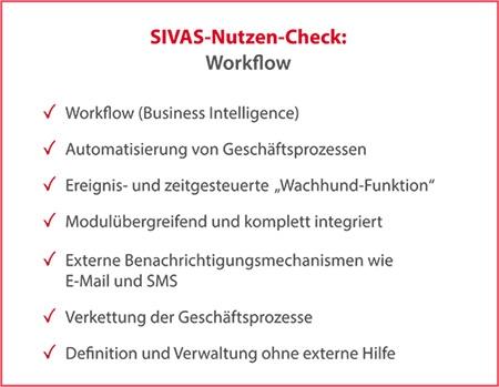 SIVAS Workflow