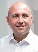 Frank Di Patre, Projektleiter schrempp edv