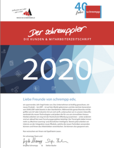 Schremppler-Startgrafik